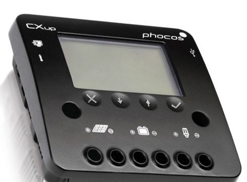 Regulator ładowania Phocos CXup