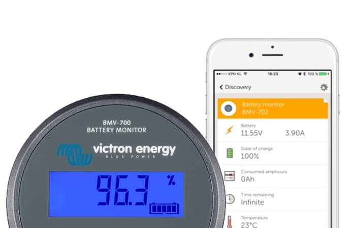 BMV 700 Monitor akumulatorów