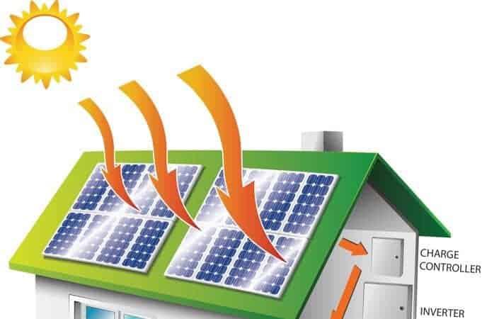 Jak można podłączać akumulatory do elektrowni słonecznych