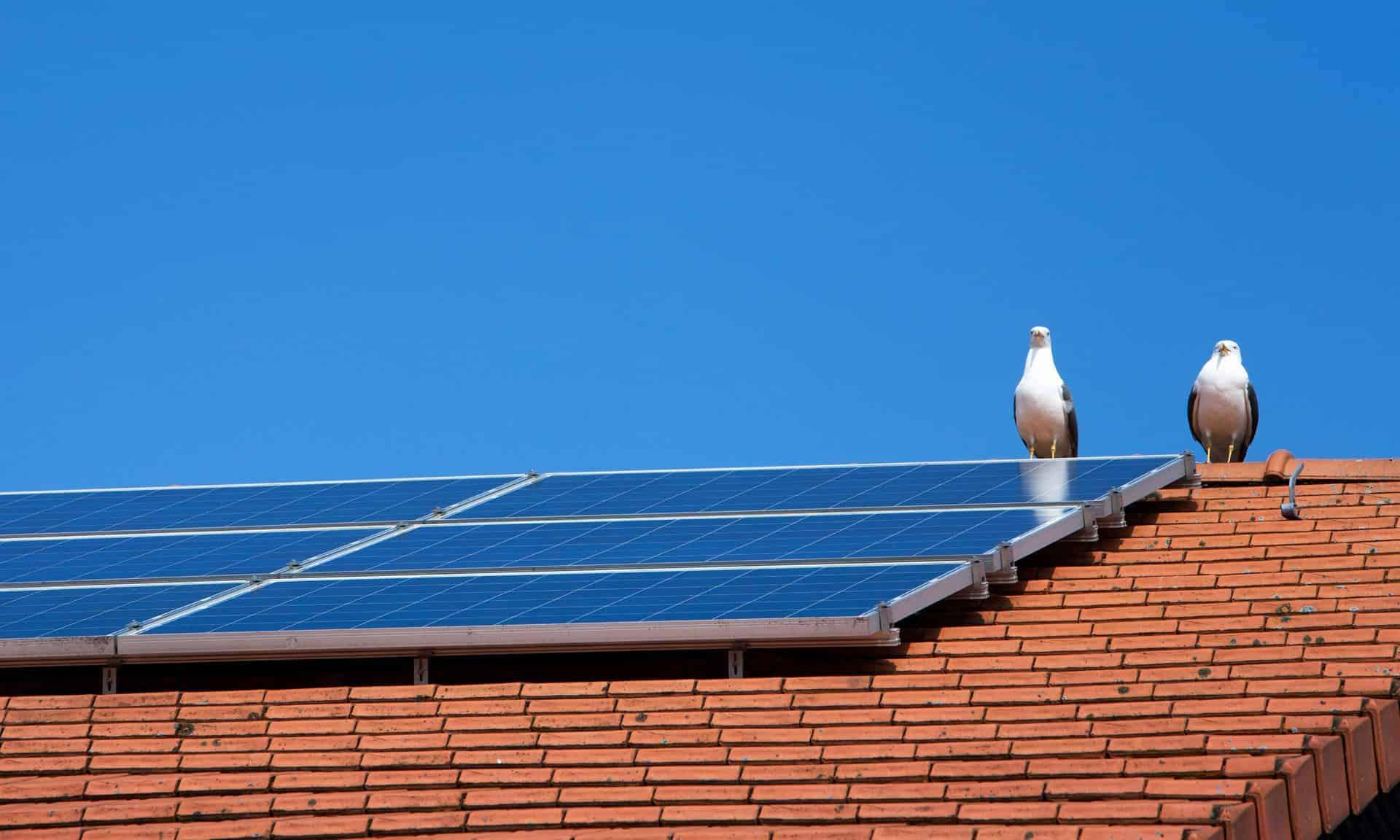 Instalacja paneli słonecznych