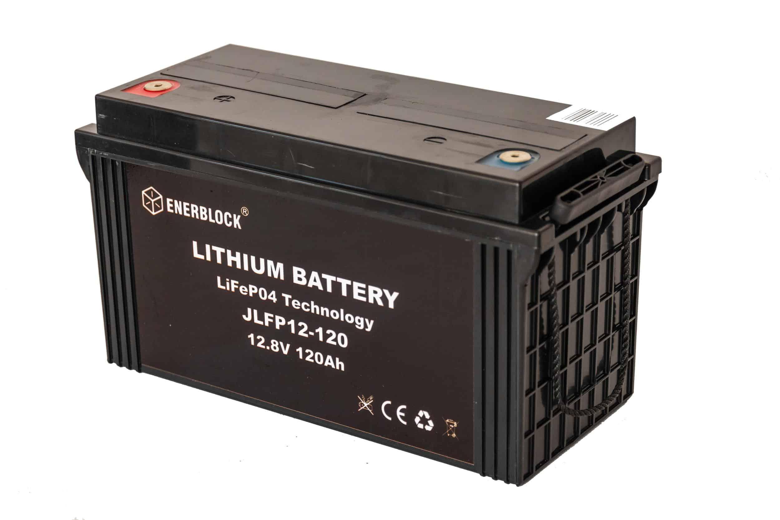 Akumulator litowo żelazowy fosporanowy